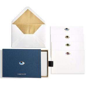 L'Objet + Lito Stationary Box, Set of 12